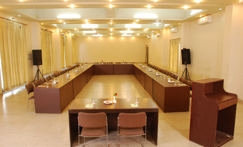Wood-Castle-spa-and-resort-conference-hall